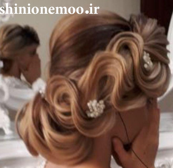 آموزش شینیون دخترانه - آموزش شینیون موی کوتاه - آموزش شینیون موی بلند - آموزش شینیون تخصصی - آموزش شینیون زیبا- آموزش شینیون 2018